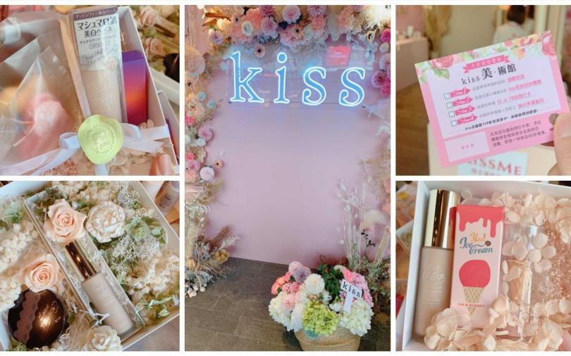 人氣底妝+漂亮永生花+美味甜點 這些超浪漫禮盒全台灣只在這間快閃店才有得買!