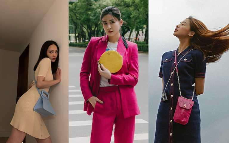 女星都在揹「無路用小包」越沒用越時髦,包包才不是拿來裝東西的!