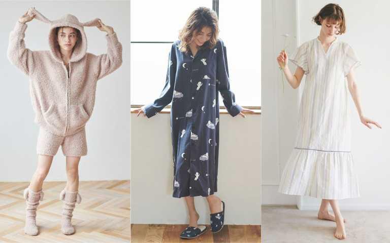 嚴選睡衣品牌!在家也要穿的時尚有品味