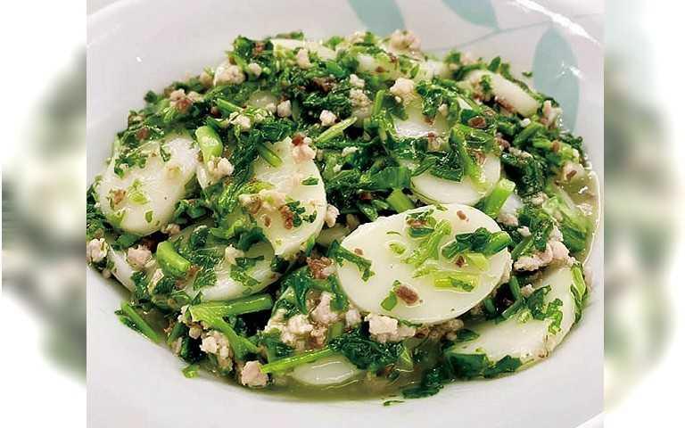 饕家鮮野菜1/蔡珠兒 春意入餛飩