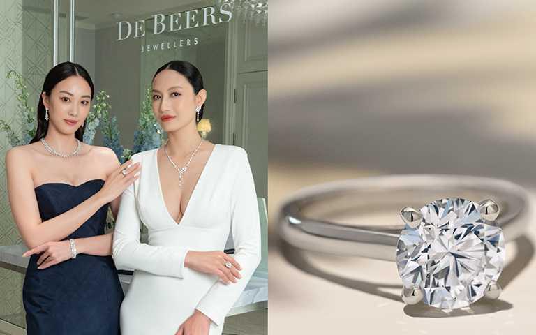 天然鑽石原石拋光完美姿態!DE BEERS「1888 Master Diamonds」系列非凡美鑽 訂製藝術珍品