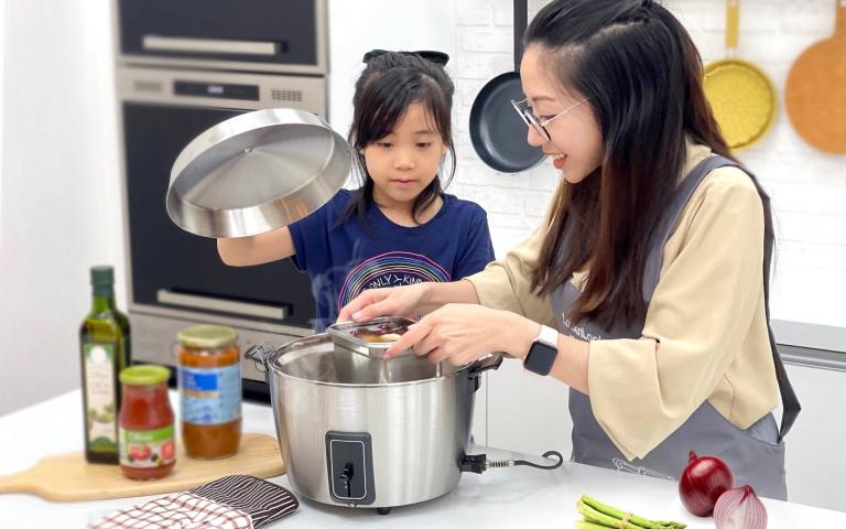 在家自煮需求大增!不鏽鋼保鮮盒成電鍋族新寵兒!