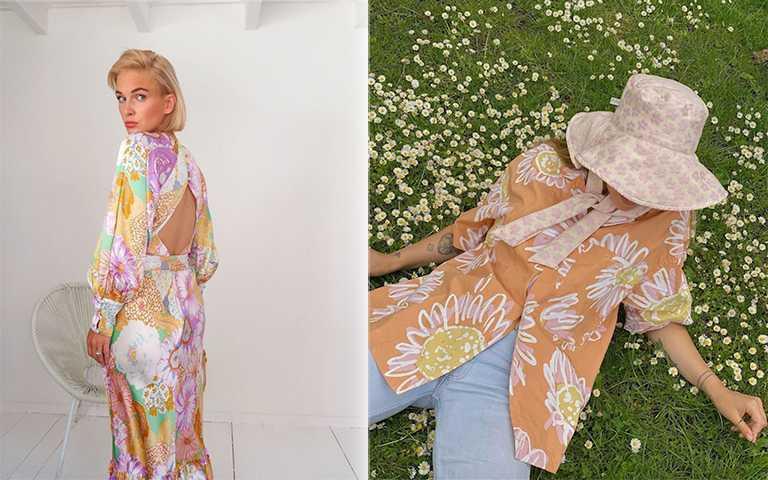 繽紛花時尚SUMMER依舊IN!漂泊襯衫、印花小洋裝超必敗