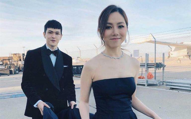 鄧紫棋驚傳和造型師男友結婚 親自回應了