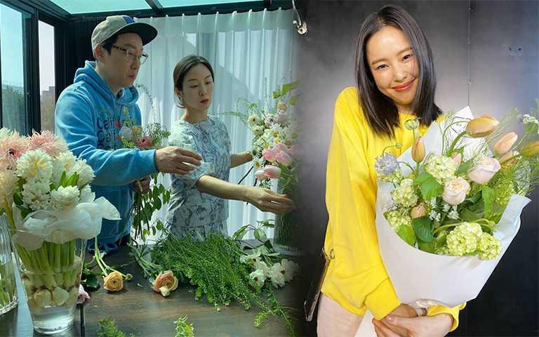 韓國善良消費!購買週花、報名花藝課,一起響應「拯救花農計畫」