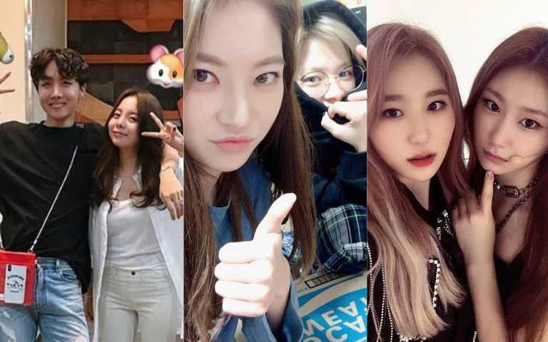臉讚基因!盤點韓國娛樂圈超強親兄弟姐妹