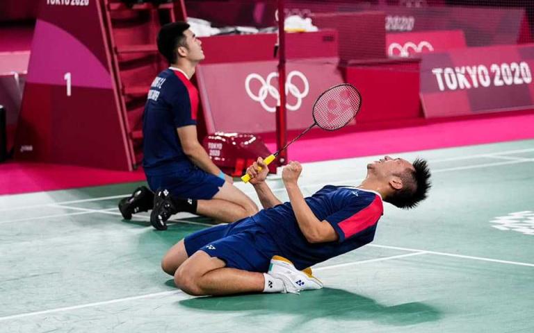 不斷更新/2020東京奧運「7/31中華隊賽程表+成績」,「麟洋配」拚金牌、戴資穎搶決賽門票!