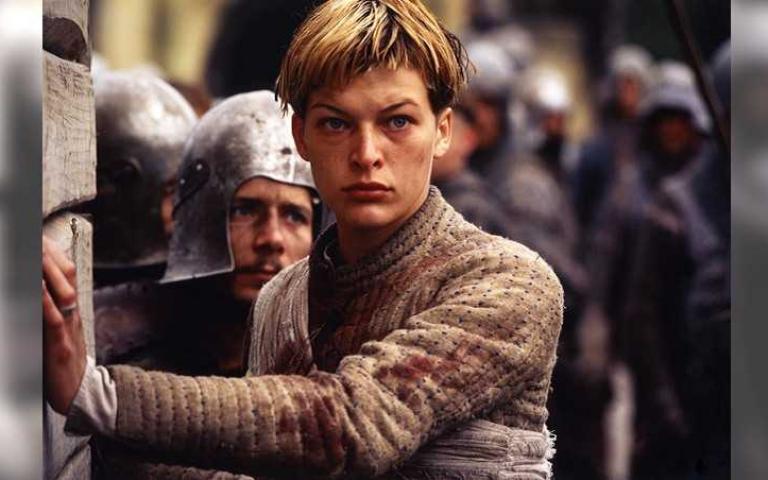 蜜拉喬娃維琪與前夫定情作 《盧貝松之聖女貞德》將重返大銀幕