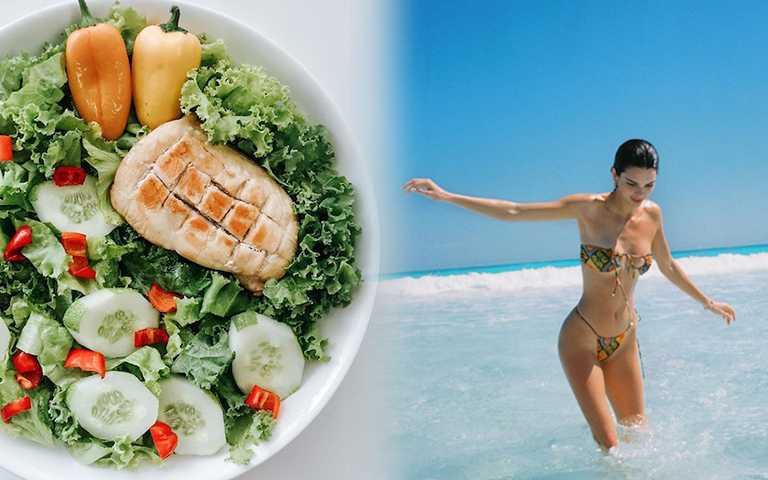 國外名人走紅毯前食譜「自虐型GM diet」,不用運動7天減8公斤!實測其實是這個公斤數……