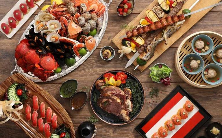 年度嚴選20家吃到飽餐廳!生鮮食材、酒精飲料無限暢飲 還不揪伴吃起來