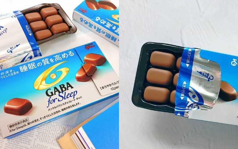 吃巧克力助眠?!日本固力果推「睡眠巧克力」,不用數羊就能安穩入睡!