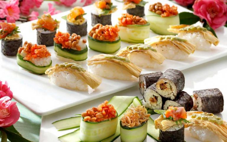100種和食吃到飽!餐檯換上春季新菜色 春旬時魚、黃豆、若芽此時最美味