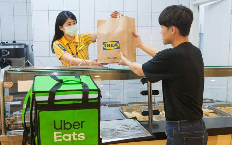 阿宅有福了!在家也能吃到瑞典烤肉丸?!IKEA美食外送服務上線 一鍵下訂30分鐘內享用!