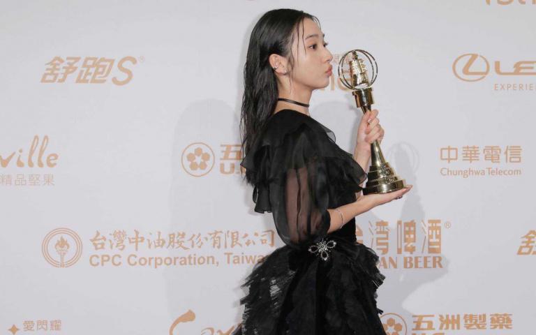 金鐘55/奪下戲劇最具潛力新人 李沐謝張孝全:會繼續努力
