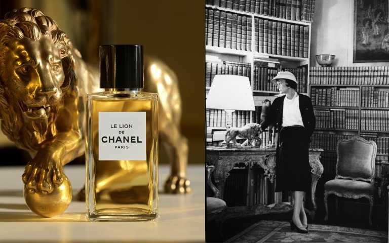 獅子女看過來!香奈兒推出高檔香奈兒LE LION獅子香水,迷人又有魅力的優雅專屬氣味,一聞就愛上!