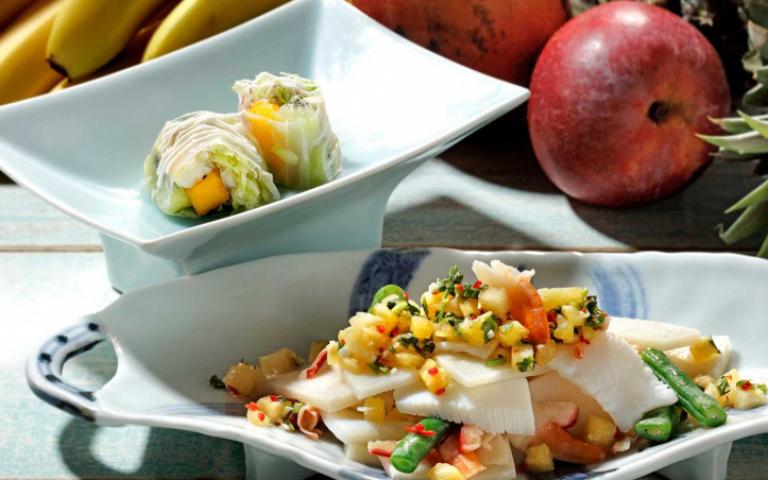 喚醒食慾不振的味蕾! 水果入菜、涼拌料理清爽好開胃