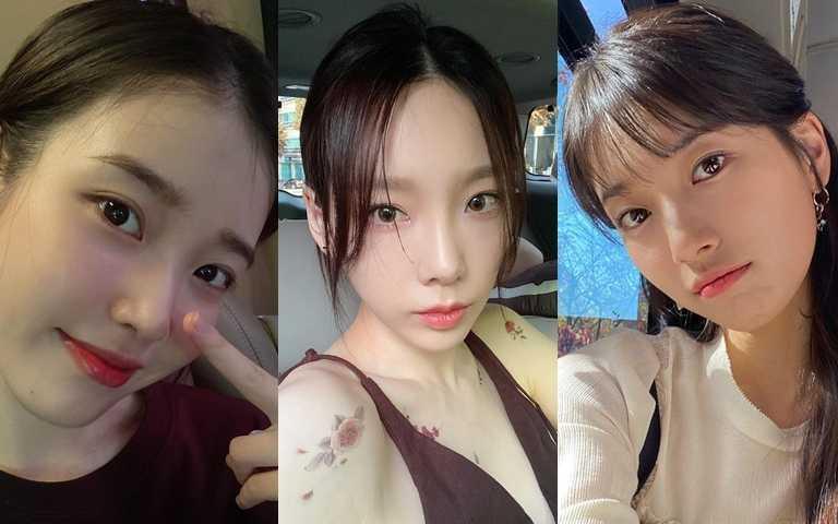 素顏也神正的韓國女星~IU、秀智、太妍她們維持好膚質的秘訣原來都一樣!?