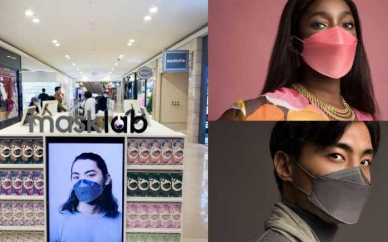 過年口罩新選擇!這個韓式立體口罩是韓國藝人的最愛!台北101正式設櫃!