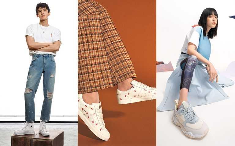 夏日球鞋之戰!Converse、PUMA、Onitsuka Tiger相繼推出夏季配色街頭潮鞋!