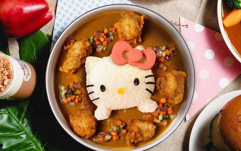 Hello Kitty迷想去!全台最大三麗鷗餐廳開幕 夢幻六大角色齊登場