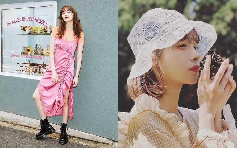 夏日時尚冷知識2/日韓女生的流行Pick?從個性到浪漫的夏季變化!