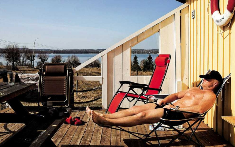 根本是來度假的!挪威「巴斯托伊監獄島」,殺人犯也能爽做日光浴!