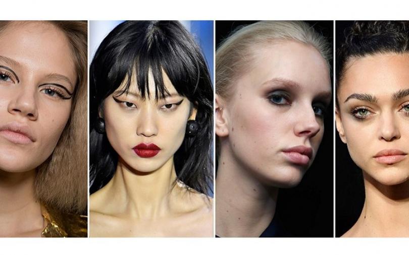 今年黑色眼線勢力重新崛起啦!快來學怎麼畫出這麼美的霸屏眼妝!