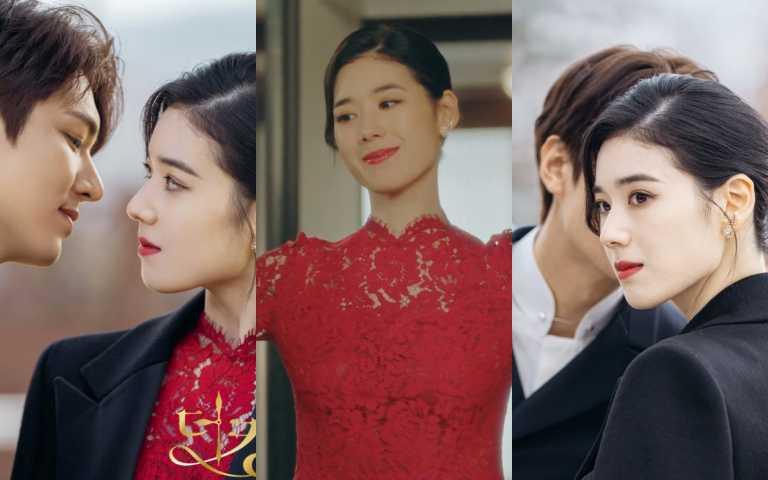 韓劇《永遠的君主》最美韓國女總理鄭恩彩顏值太高,比金高銀更搶戲,被譽為韓國最美雪白肌!