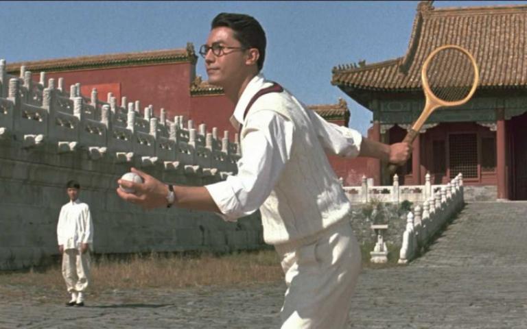 《末代皇帝》尊龍獲封「亞洲第一美男」 連林青霞也崇拜