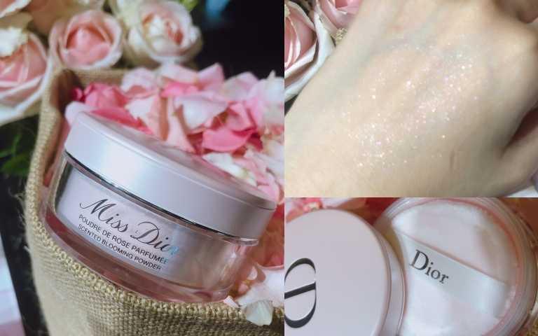 夏天用香要更有技巧!改用粉狀亮澤香氛,讓你持香一整天