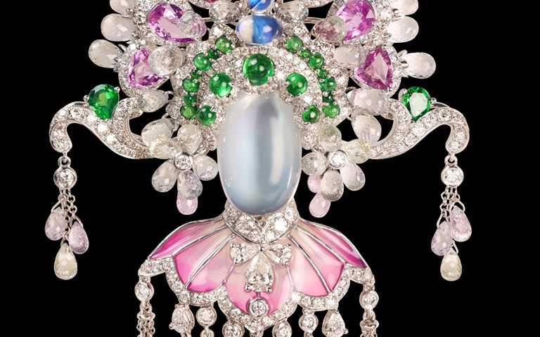 百年工藝傳世華麗高訂!JHENG Jewellery「眾生臉譜系列」珠寶 巧手雕琢眾生相貌