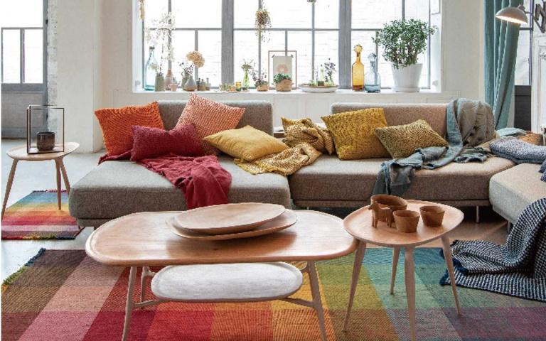 居家生活美學品牌Kuan's Living,結合時尚和傳統工藝,高質感藝品展現溫暖幸福!
