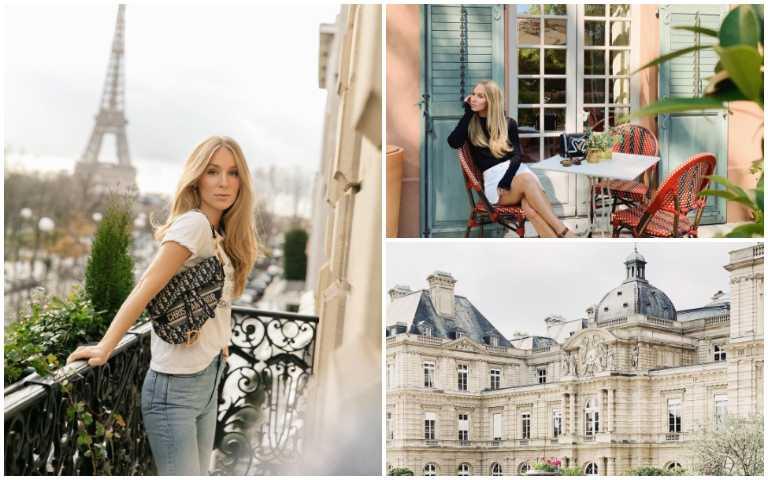 4個月讓Carin徹底淪陷在巴黎的優雅魅力,好吃好玩好拍跟著她就對了!