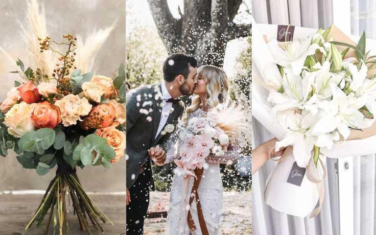 男友看過來!不只有玫瑰花,10種浪漫花束推薦