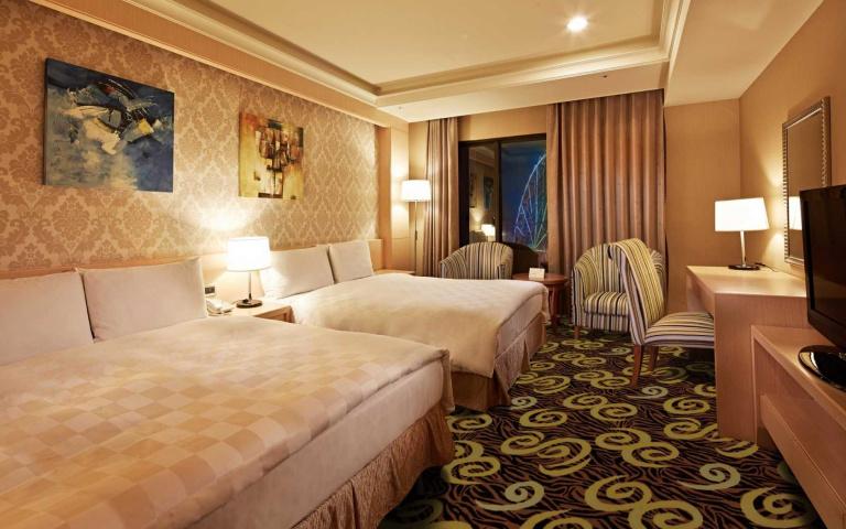 搶便宜時間到!「ITF台北國際旅展」來了 高檔五星親子飯店下殺26折