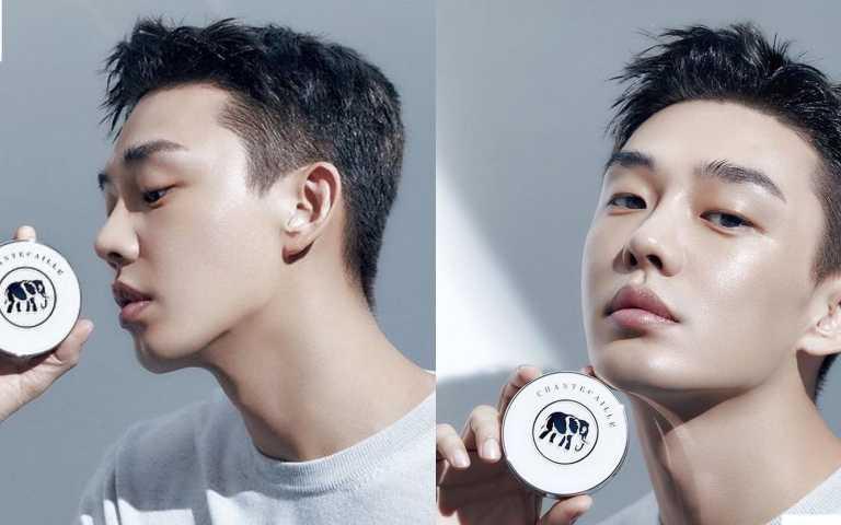 聽說韓星劉亞仁皮膚好是因為他很龜毛?最帥影帝透露拍戲就是用這個保養型氣墊粉餅讓他的皮膚會呼吸!