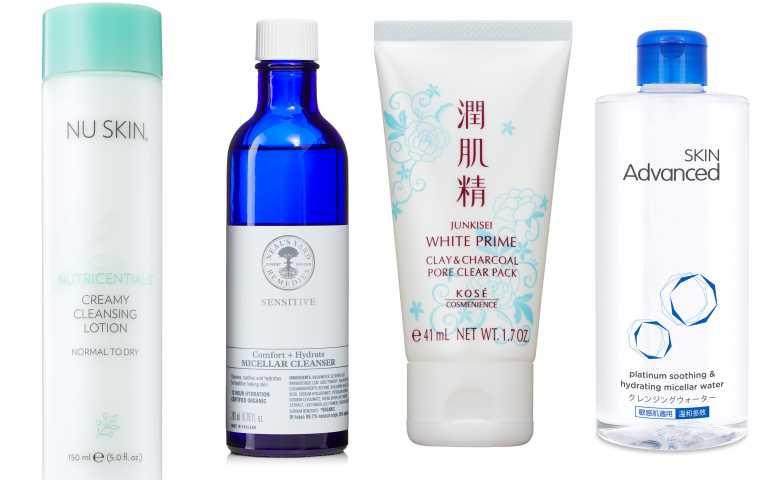口罩拿下後更要好好卸妝洗臉 4款優質淨顏必備的潔能品 有了它不擔心肌膚冒痘痘