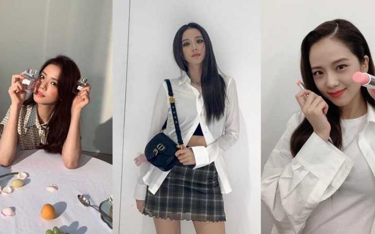 BLACKPINK Jisoo根本是迪奧最佳代言人!同款唇膏、香水、包包這回全都幫妳搜到了!