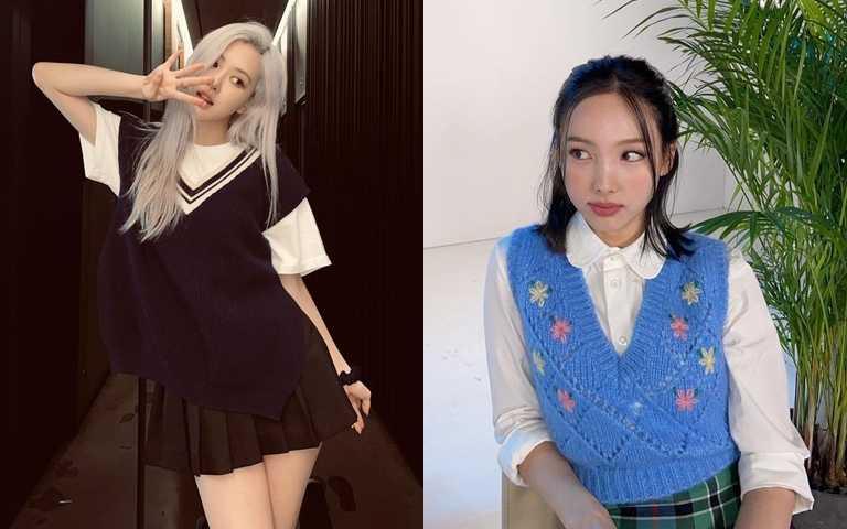 天冷了!時髦韓妞冬天衣櫥絕對少不了這一件!款式豐富又好看 還特別適合台灣氣候穿搭!