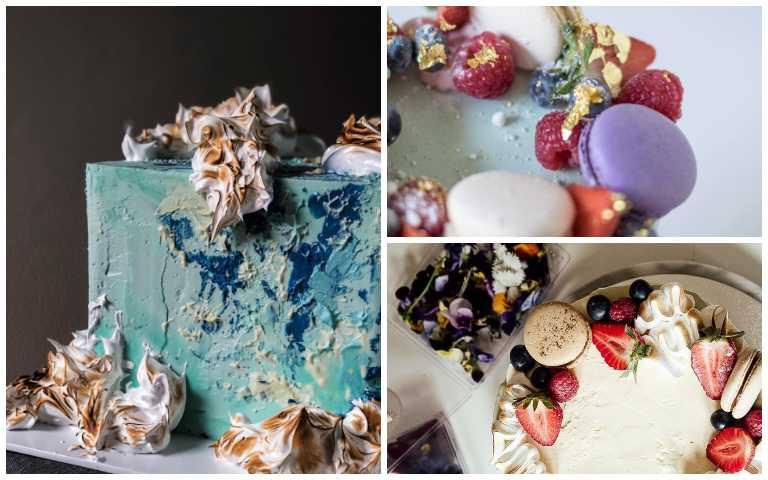 澳洲蛋糕設計師的100種裝飾方法!每種都像藝術品,精緻到捨不得吃了