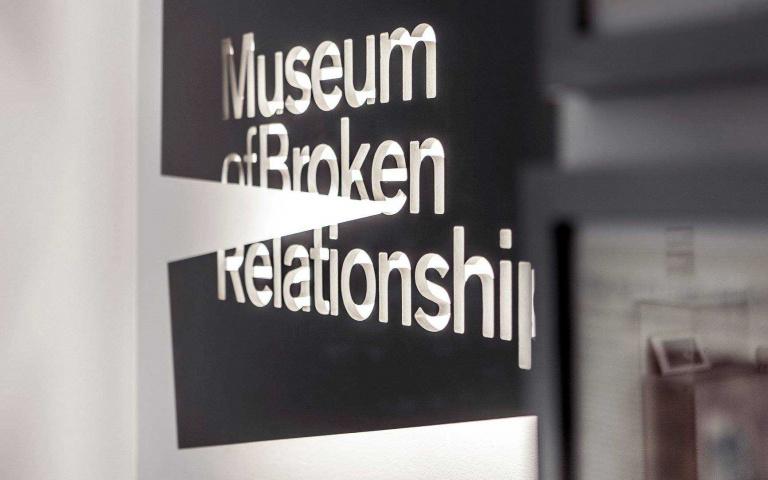 將逝去的感情匯集成博物館,他們用「分手」治癒了破碎的心