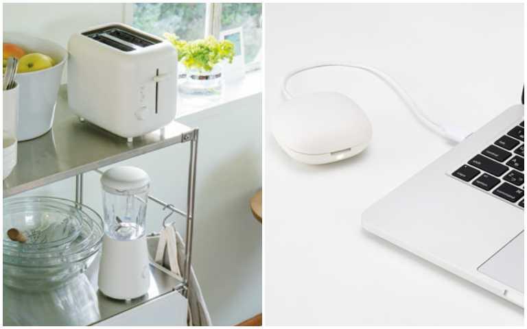 網友推薦!盤點5款無印良品必買家電,打造簡約風格生活!