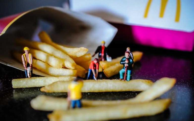 軟薯條Bye!麥當勞前員工透露:讓外帶薯條變好吃的兩招