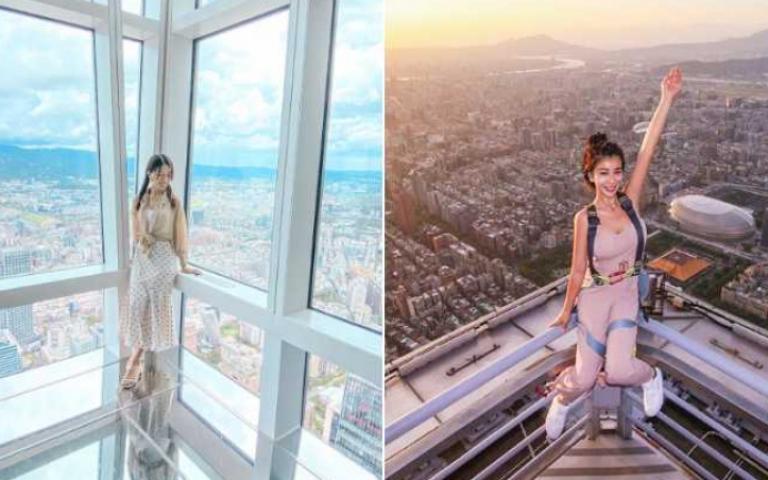 不只網美愛!台北高樓觀景台推三代同堂禮遇 來場高空之旅吧