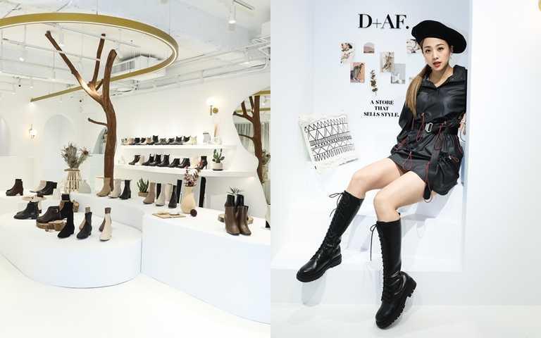 鬼鬼吳映潔私下最愛的女鞋品牌!款式時髦、小資價位,還舒適好搭 沒看過C/P值這麼高的平價女鞋!