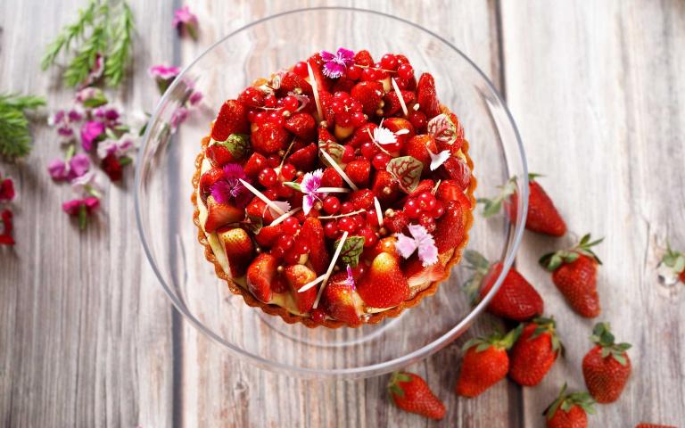 療癒系草莓甜點大集合!酸酸甜甜的夢幻滋味 吃了有戀愛的感覺