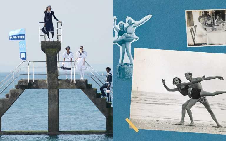 那些關於海洋的記憶:LV推出時尚旅行攝影集、Miu Miu女孩換上水手服引領眾人進入夏日海洋