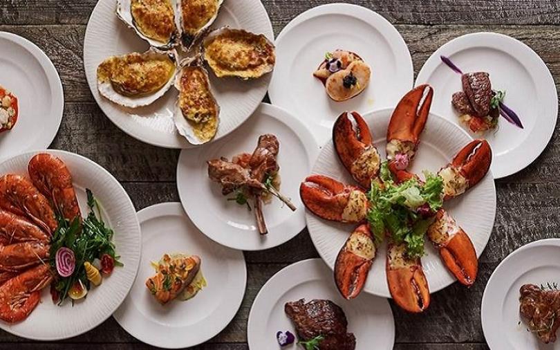 各餐廳主廚輪番上陣 到彩匯自助餐廳吃遍美福餐廳招牌料理