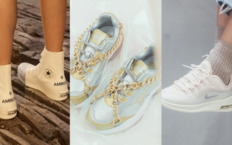 周末時間空出來吧!時尚女孩的入秋三大休閒鞋款即將登場 約姊妹一起搶購!