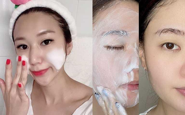 夏天洗臉2大地雷!小心洗錯方式,膚況越洗越糟!